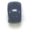 Glass Crowbead 9mm Opaque Navy